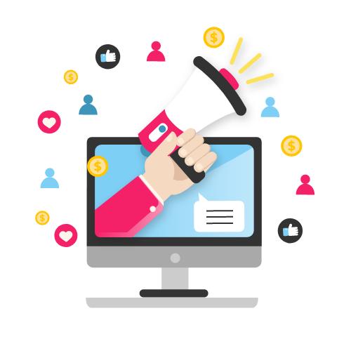 Social Media Marketing  Steps